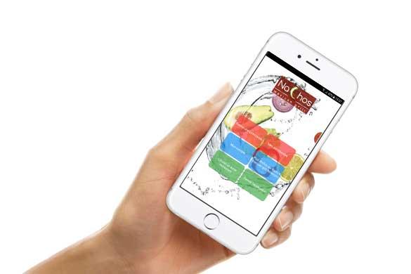 BON'AP application mobile de commande